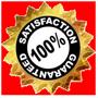 Satisfaction Guarantee