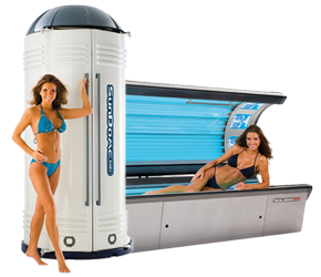 Level 2 Indoor Tanning Salon Equipment