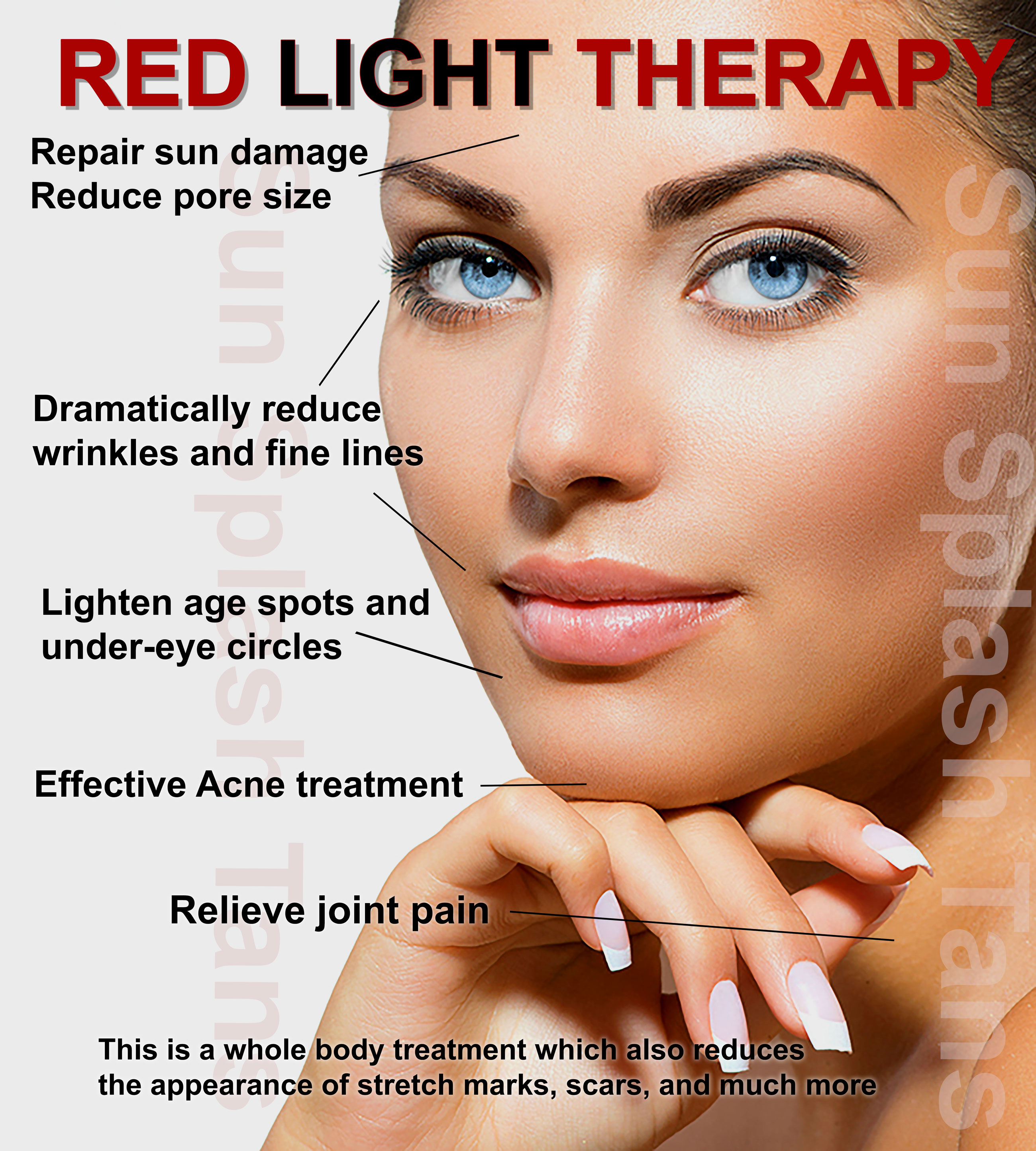 Benefits of Red Light Therapy Honolulu Hawaii Oahu