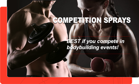 Bodybuilder Competition Spray Tan Prices